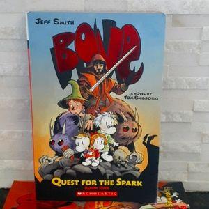 3/$25 Bones Quest Series #1 Quest For The Spark
